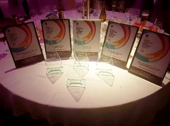 Award Winning Year