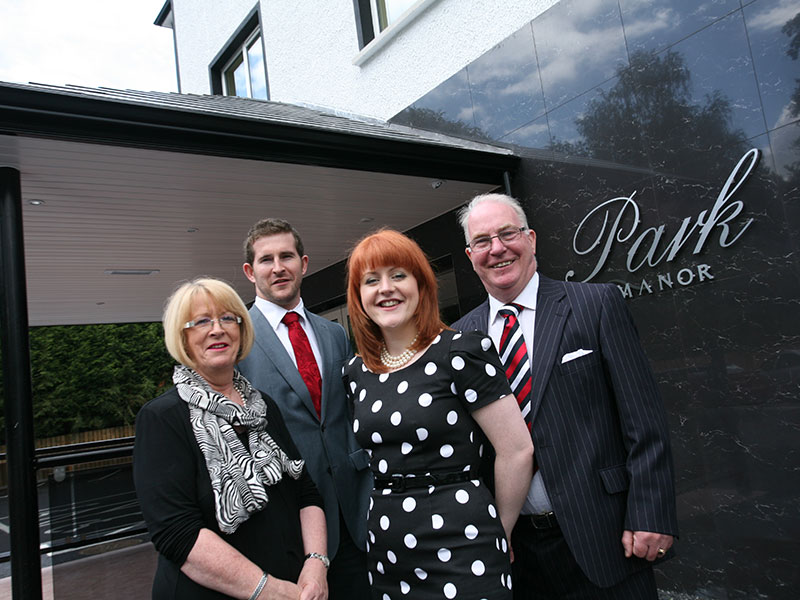 Park Manor opens