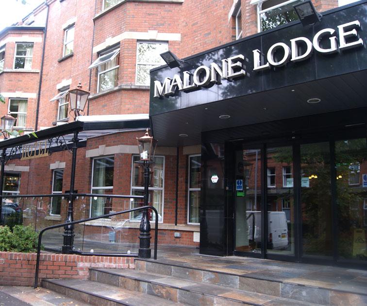 Refurbishment of Malone Lodge Hotel